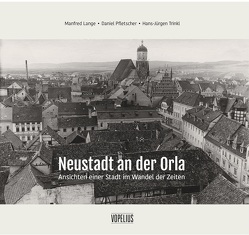 Neustadt an der Orla von Lange,  Manfred