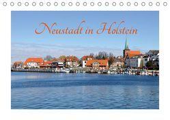 Neustadt in Holstein – Charmante Stadt am Meer (Tischkalender 2019 DIN A5 quer) von Giesecke,  Petra