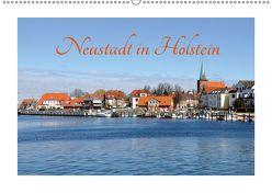 Neustadt in Holstein – Charmante Stadt am Meer (Wandkalender 2019 DIN A2 quer) von Giesecke,  Petra