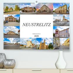 Neustrelitz Impressionen (Premium, hochwertiger DIN A2 Wandkalender 2020, Kunstdruck in Hochglanz) von Meutzner,  Dirk