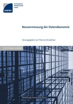 Neuvermessung der Datenökonomie von Straubhaar,  Thomas