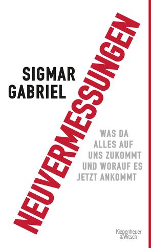 Neuvermessungen von Gabriel,  Sigmar