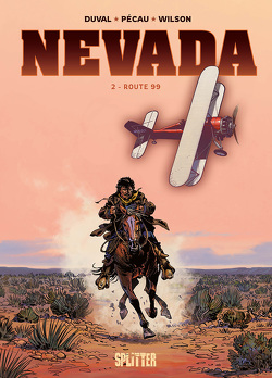 Nevada. Band 2 von Duval,  Fred, Wilson,  Colin