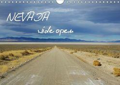 Nevada wide open / CH-Version (Wandkalender 2019 DIN A4 quer) von Del Luongo,  Claudio