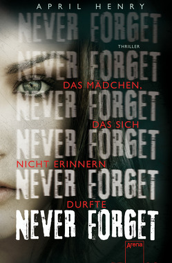 Never forget von Häußler,  Sonja, Henry,  April