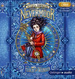 Nevermoor 1 von Fritz,  Franca, Gustavus,  Frank, Koop,  Heinrich, Loew,  Hans, Schoeffmann-Davidov,  Eva, Townsend,  Jessica