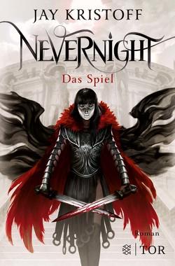 Nevernight – Das Spiel von Borchardt,  Kirsten, Kristoff,  Jay
