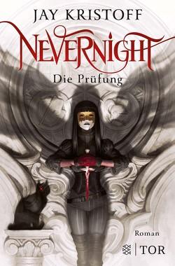 Nevernight – Die Prüfung von Borchardt,  Kirsten, Kristoff,  Jay