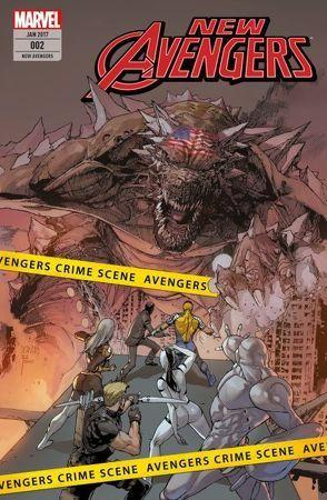New Avengers von Cassara,  Joshua, Ewing,  Al, Ramirez,  Juanan, Sandoval,  Gerardo, Strittmatter,  Michael, To,  Marcus