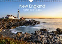 New England – Vielfalt einer Region (Wandkalender 2018 DIN A4 quer) von Proszowski,  Lukas