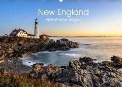 New England – Vielfalt einer Region (Wandkalender 2019 DIN A2 quer) von Proszowski,  Lukas