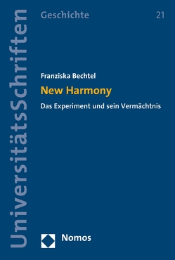 New Harmony von Bechtel,  Franziska
