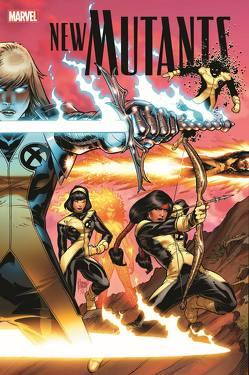 New Mutants: Die Rückkehr von Neves,  Diogenes, Wells,  Zeb