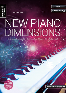 New Piano Dimensions von Kull,  Michael