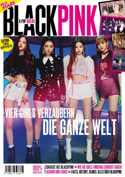 New Stars K-POP Queens Black Pink von Buss,  Oliver
