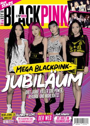 New Stars K-POP Queens Blackpink: Mega Blackpink-Jubiläum von Buss,  Oliver