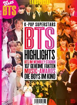 New Stars K-Pop Superstars BTS von Buss,  Oliver