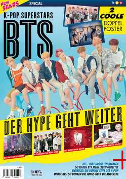 New Stars – SPECIAL K-POP-SENSATION BTS Vol. 2 von Buss,  Oliver
