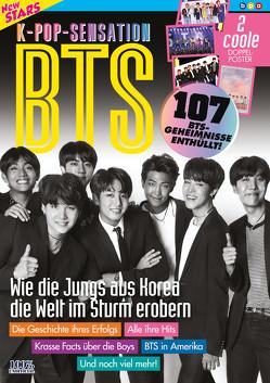New Stars – SPECIAL K-POP-SENSATION BTS von Buss,  Oliver