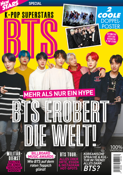 New Stars Special: K-POP SUPERSTARS BTS von Buss,  Oliver