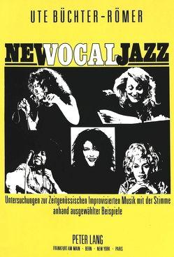 New Vocal Jazz von Büchter-Römer,  Ute