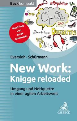 New Work: Knigge reloaded von Eversloh,  Saskia, Schürmann,  Isabel