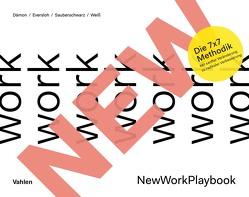 New Work Playbook von Dämon,  Kerstin, Eversloh,  Saskia, Sauberschwarz,  Lucas, Weiss,  Lysander