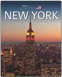 Horizont NEW YORK von Heeb,  Christian, Nink,  Stefan