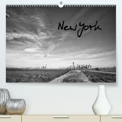 New York 2020 (Premium, hochwertiger DIN A2 Wandkalender 2020, Kunstdruck in Hochglanz) von Pfeiffer,  Ralf