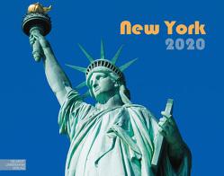 New York 2020 von Linnemann Verlag