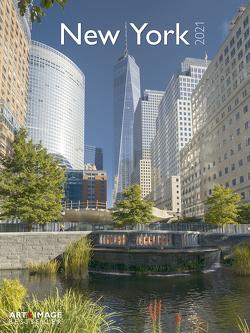 New York 2021 – Foto-Kalender – Poster-Kalender – A&I – 48×64 – Stadt