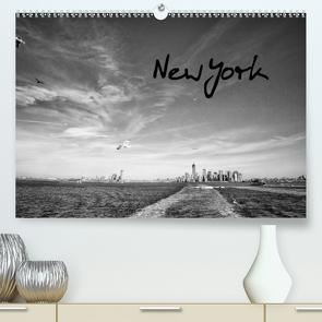 New York 2021 (Premium, hochwertiger DIN A2 Wandkalender 2021, Kunstdruck in Hochglanz) von Pfeiffer,  Ralf