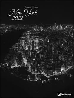 New York 2022 – Foto-Kalender – Poster-Kalender – 48×64 – Stadt von Popkes,  Christian