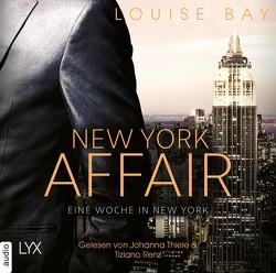 New York Affair – Eine Woche in New York von Bay,  Louise, Mehrmann,  Anja, Renz,  Tiziano, Thiele,  Johanna