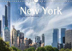 New York – Bilder einer Metropole (Wandkalender 2019 DIN A4 quer)