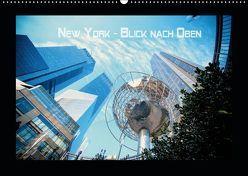 New York – Blick nach oben (Wandkalender 2019 DIN A2 quer) von by Wolfgang Schömig,  Luxscriptura