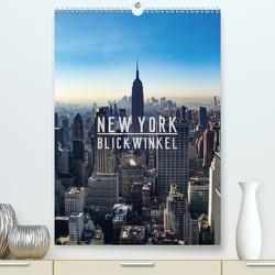 New York – Blickwinkel (Premium, hochwertiger DIN A2 Wandkalender 2020, Kunstdruck in Hochglanz) von Grimm Photography,  Mike