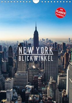 New York – Blickwinkel (Wandkalender 2019 DIN A4 hoch) von Grimm Photography,  Mike
