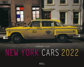 New York Cars 2022 von Clay,  Langdon
