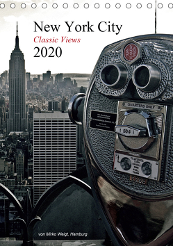 New York City 2020 • Classic Views (Tischkalender 2020 DIN A5 hoch) von Mirko Weigt,  ©