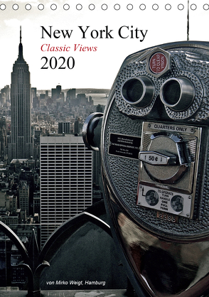 New York City 2020 • Classic Views (Tischkalender 2020 DIN A5 hoch) von Mirko Weigt,  ©