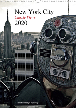 New York City 2020 • Classic Views (Wandkalender 2020 DIN A3 hoch) von Mirko Weigt,  ©