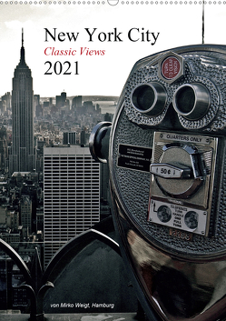New York City 2021 • Classic Views (Wandkalender 2021 DIN A2 hoch) von Mirko Weigt,  ©