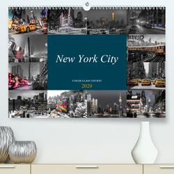 New York City – Color Glam Edition (Premium, hochwertiger DIN A2 Wandkalender 2020, Kunstdruck in Hochglanz) von Krause,  Kurt