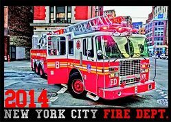 New York City Fire Depart. 2014 von Graupe,  Reiner