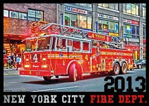 NEW YORK CITY FIRE DEPT. von Graupe,  Reiner
