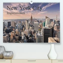 New York City Impressionen(Premium, hochwertiger DIN A2 Wandkalender 2020, Kunstdruck in Hochglanz) von Aatz,  Markus