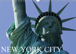 New York City (Wandkalender 2021 DIN A3 quer) von Stehlik,  Peter