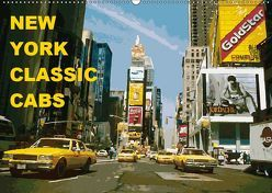 New York Classic Cabs (Wandkalender 2019 DIN A2 quer) von Freiwah Oldtimer-Art.de,  Tom