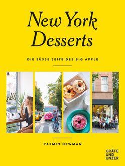 New York Desserts von Newman,  Yasmin